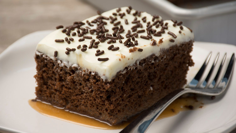 Mocha Cream Cake